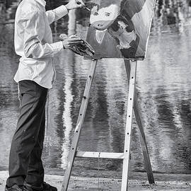 Liran Eisenberg - The Painter
