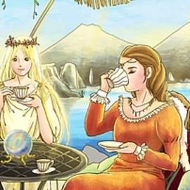 Reynold Jay - The Palace Garden Tea Party II