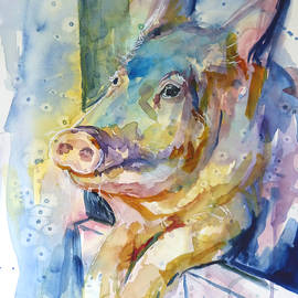 P Maure Bausch - The Party Pig