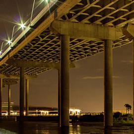 Reid Callaway - A Great Passageway Arthur Ravenel Jr Bridge Charleston South Carolina
