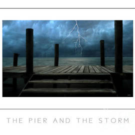 Mike Nellums - The Pier and the Storm poster