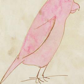 The Pink Bird - Edward Lear
