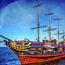 Carol Japp - The Pirate Ship Ustka in Sopot
