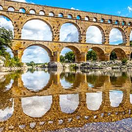 W Chris Fooshee - The Pont du Gard