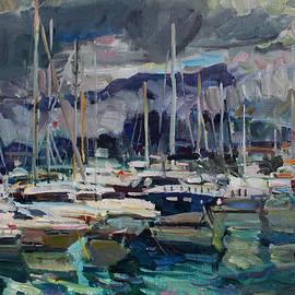 Juliya Zhukova - The port