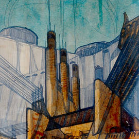 The Power Station  - Antonio Sant