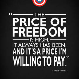The Price Of Freedom - Mark Rogan