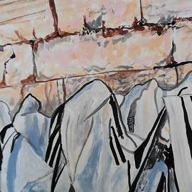 Esther Newman-Cohen - The Priestly Blessing