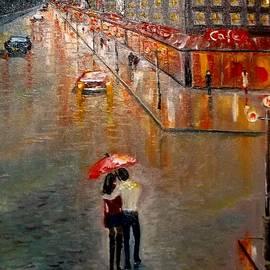 Politov Valeryi - The Rain Dance