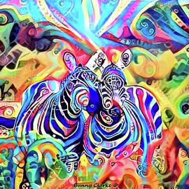 Bunny Clarke - The Rainbow Sisters