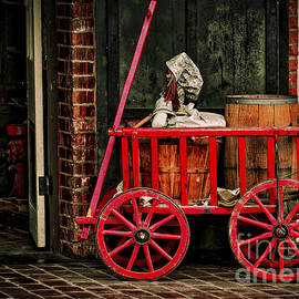 Mitch Shindelbower - The Red Wagon