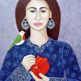 Madalena Lobao-Tello - The restorer of wounded heart