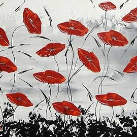 Ilonka Walter - The rhythm of the poppies