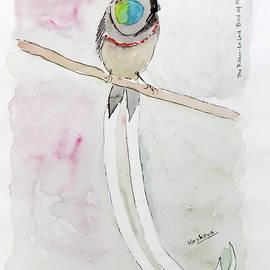 Keshava Shukla - The ribbon tailed bird of paradise