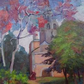 Anna Shurakova - The road to the temple