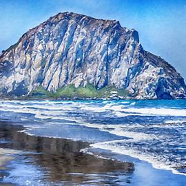 David Millenheft - The Rock at Morro Bay