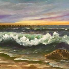 Anne Barberi - The Rolling Surf