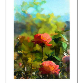 Mike Nellums - The Rose Garden poster