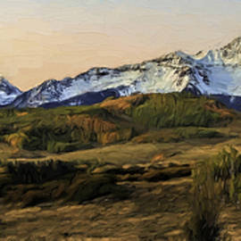 Susan Humphrey - The San Miguel Range