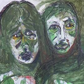 Judith Redman - The Scarf