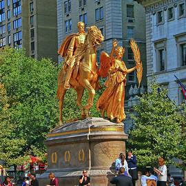 Allen Beatty - The Sculpture Of General William Tecumseh Sherman # 2