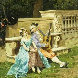 The Serenade - Filippo Indoni