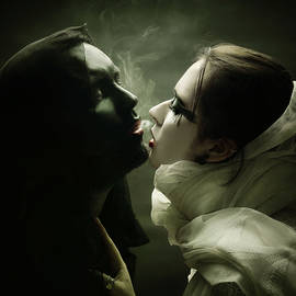 The shadow and me - Joanna Jankowska
