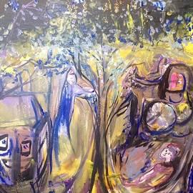 Judith Desrosiers - The Silvery woods
