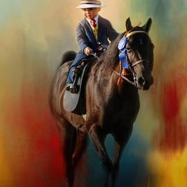 Jai Johnson - The Smallest Rider