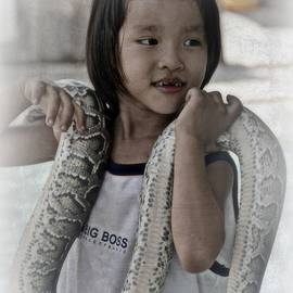 Toni Abdnour - The Snake Charmer