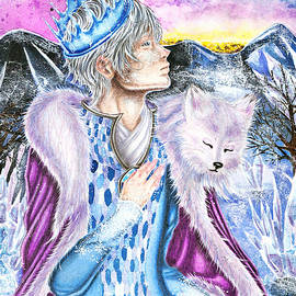 Milbeth Morillo - The snow king