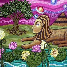 Genevieve Esson - The Sphinx