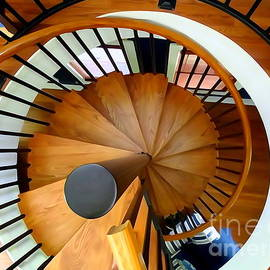 Ed Weidman - The Spiral Staircase