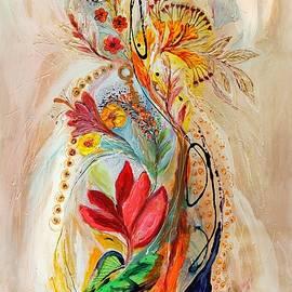 The Splash Of Life 20. Flowers of Holy Land