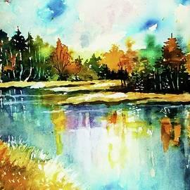 Al Brown - The Splendor and  Color of Autumn