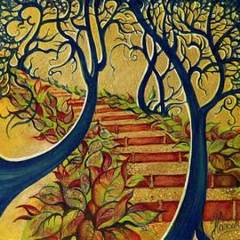 Anna Ewa Miarczynska - The Stairs to Now