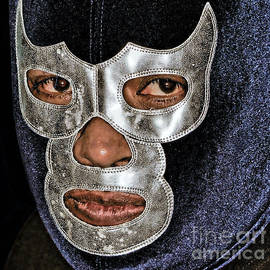 Jim Fitzpatrick - The Stare of a Masked Luchador