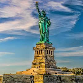 Nick Zelinsky - The Statue of Liberty