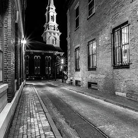 Tony Baldasaro - The Steeple at the End of the Alley