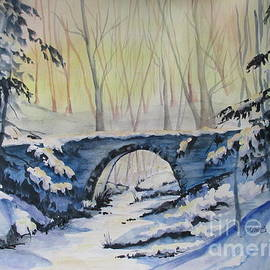 April McCarthy-Braca - The Stone Foot Bridge