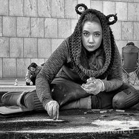 Norman Gabitzsch - The Street Artist