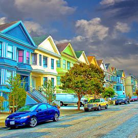 Joseph Hollingsworth - The Streets of San Francisco