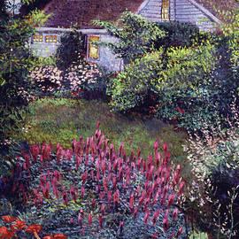 David Lloyd Glover - The Summer Evening Cottage