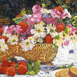 David Lloyd Glover - The Summer Picnic