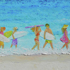 Jan Matson - The Summer Vacation