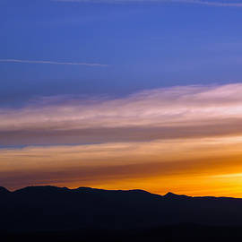 Joe Schofield - The Sun Rises Over Amargosa Range