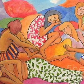 Caroline Street - The Sunbathers