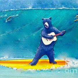 Jerome Stumphauzer - The Surfing Bear