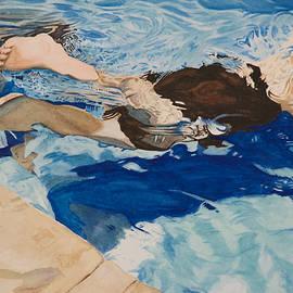 Christopher Reid - The Swimmer