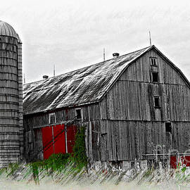 Vickie Emms - The Tall Old Barn